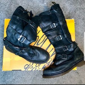 Shoes - Rare Phina boots as seen on The Walking Dead